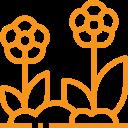 Flower Plants Icon
