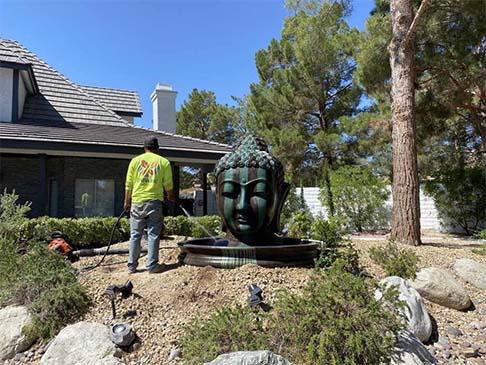 Residential Landscaping in Las Vegas, NV